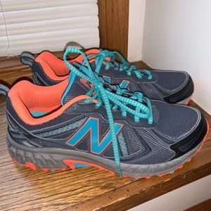 New Balance 410v5 trail running shoes